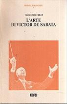 L'arte di Victor de Sabata di Teodoro Celli