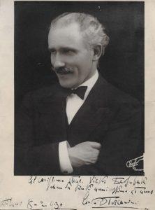 1930 - Dedica di Toscanini