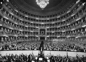 Teatro la Scala - Victor de Sabata