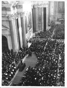 1940 14 dicebre Roma SM AngeliRequiemVerdi