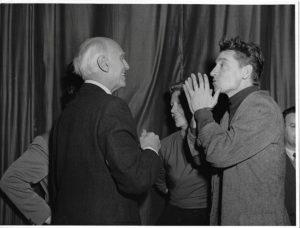 Victor de Sabata e Karajan