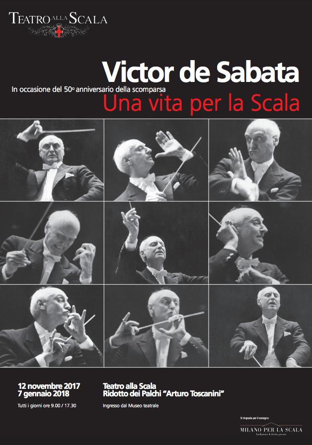 Victor de Sabata Una vita per la Scala